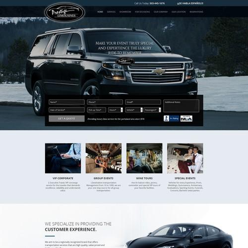 Portland's Finest Limousine Company