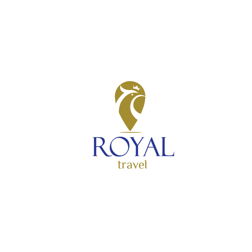 light logo to Royal Travel