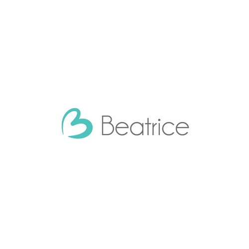 Logo for the healthcare app Beatrice