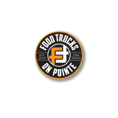 Food Trucks On Point Logo