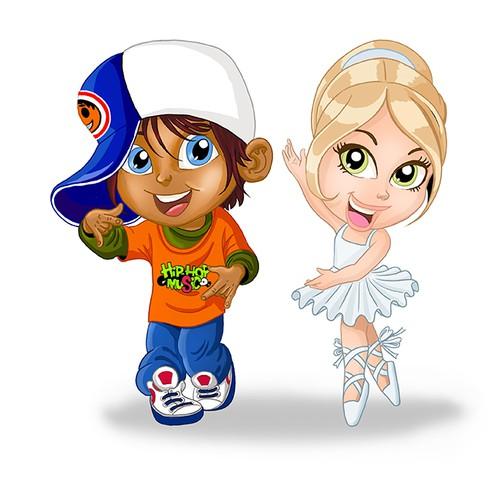 Design Mascots for our Music Program