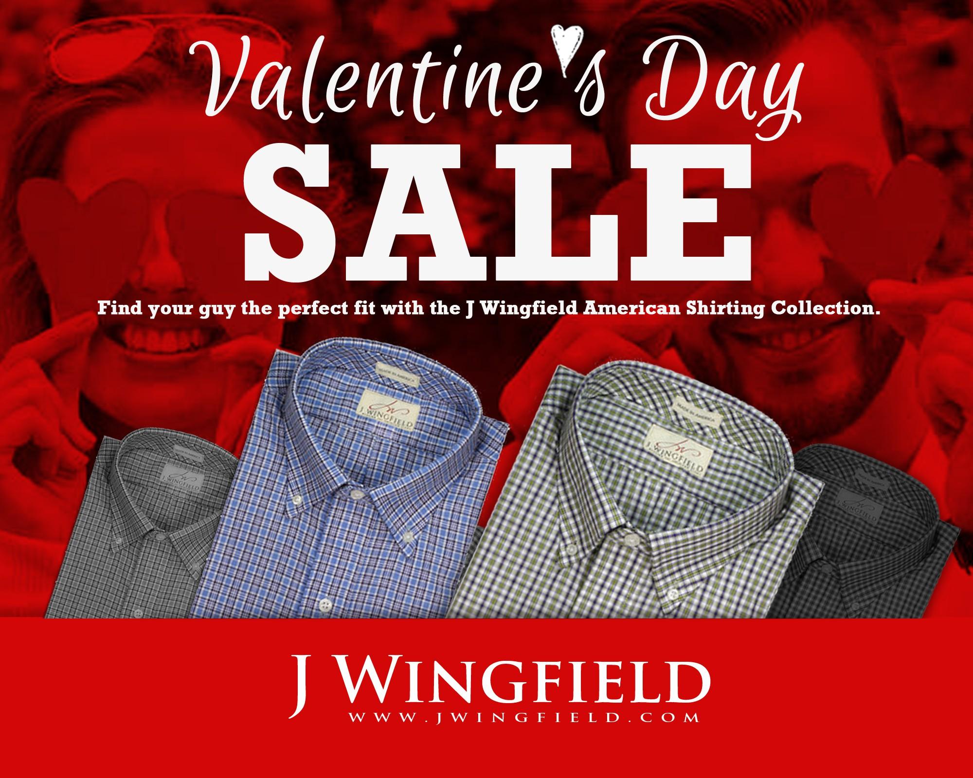 J Wingfield - Valentines Day