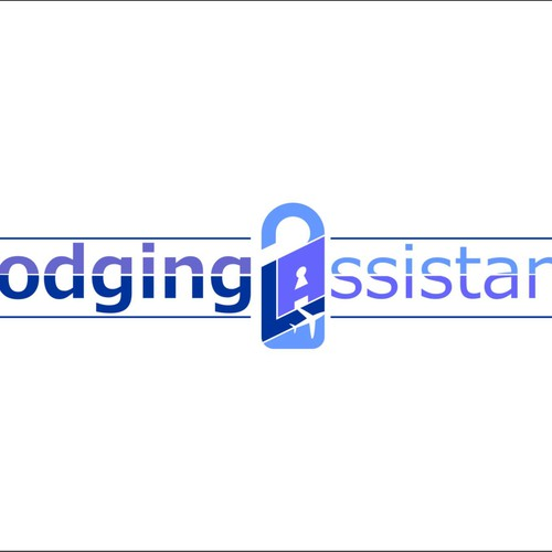 Create the next logo for Lodging Assistant