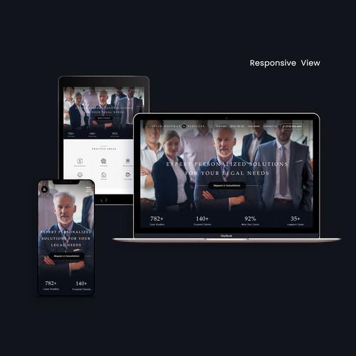 Personal Legal Web Design