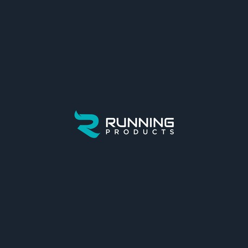 Logo concept for Running Products