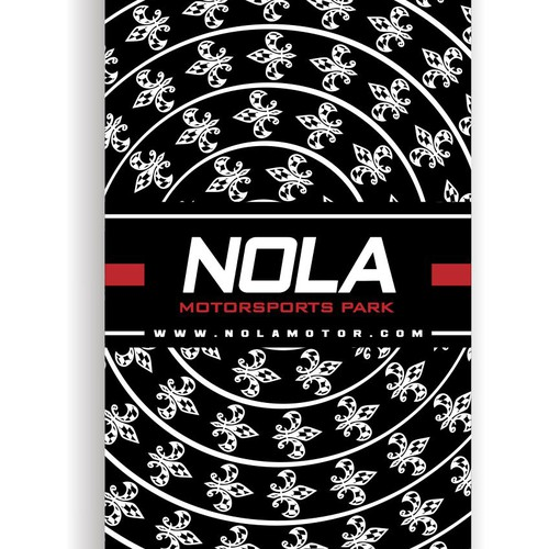 New BEACH TOWEL design wanted for NOLA Motorsports Park