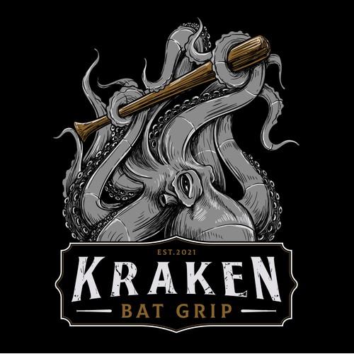 Kraken Bat Grip