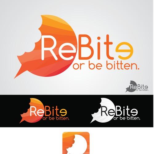Logo Concept For ReBite app