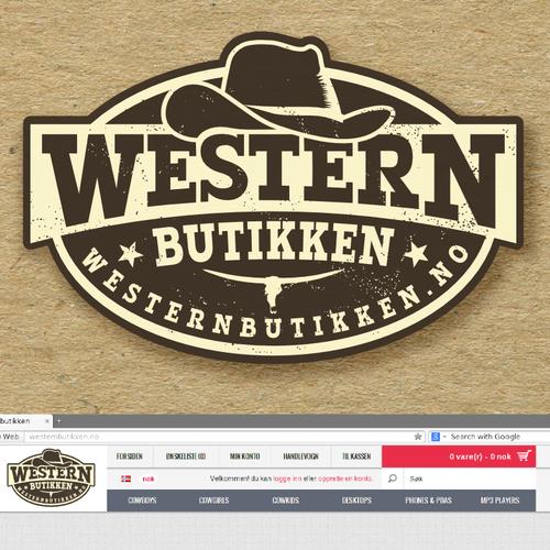 logo for Western butikken - online store