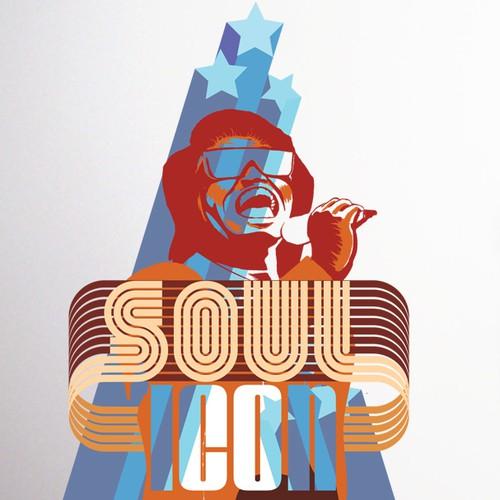 t-shirt design - Soul Icon