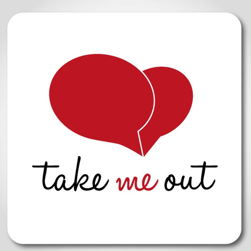 Logo for take me out