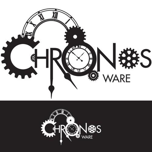Logo Design for Chronos Ware