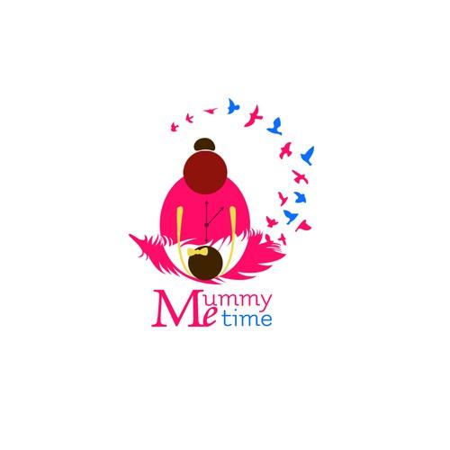 Logo for mummymetime
