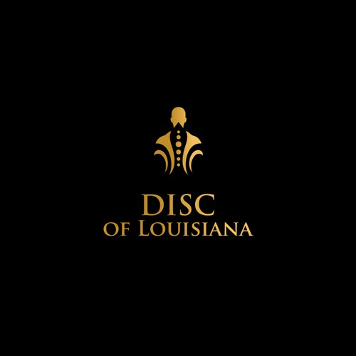 Logo of DISC of Louisiana