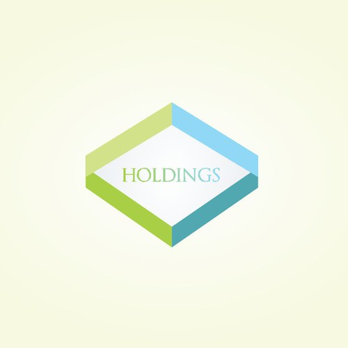 Logo for holding company
