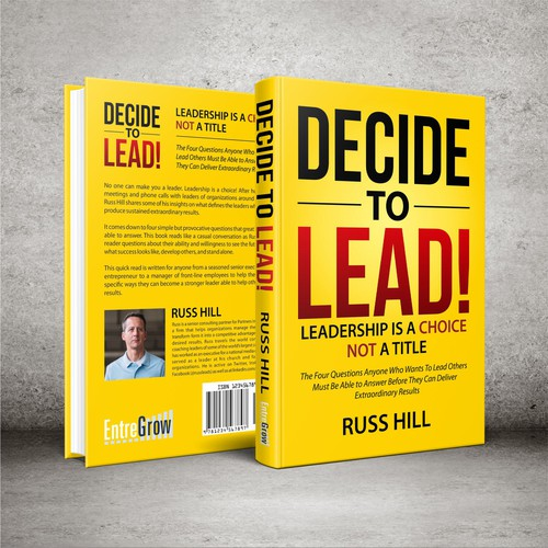DECIDE TO LEAD!