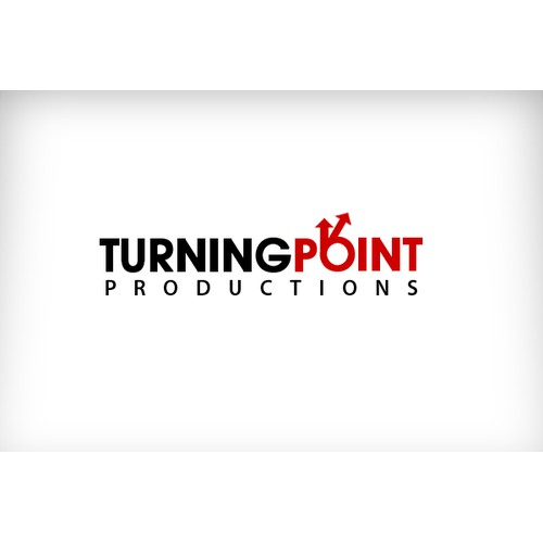 Create the next logo for Turning Point Productions