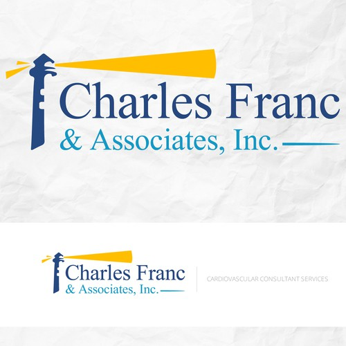 Logo Design for Charles Frank & Associates Inc.
