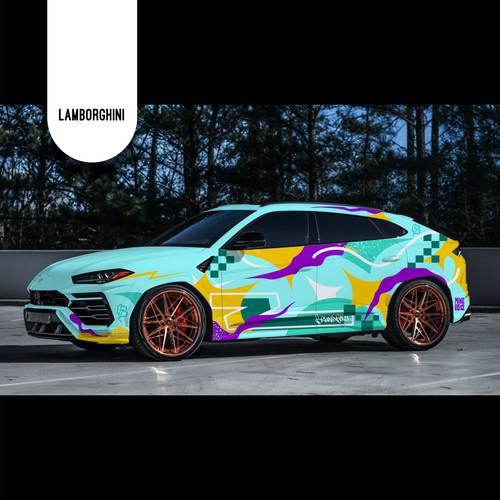 Lamborghini Warp!