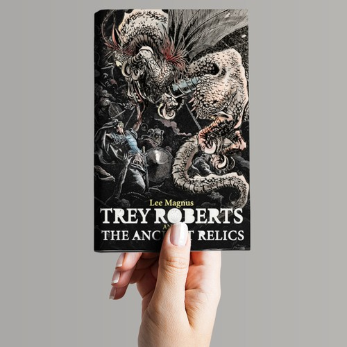 Trey Roberts book cover
