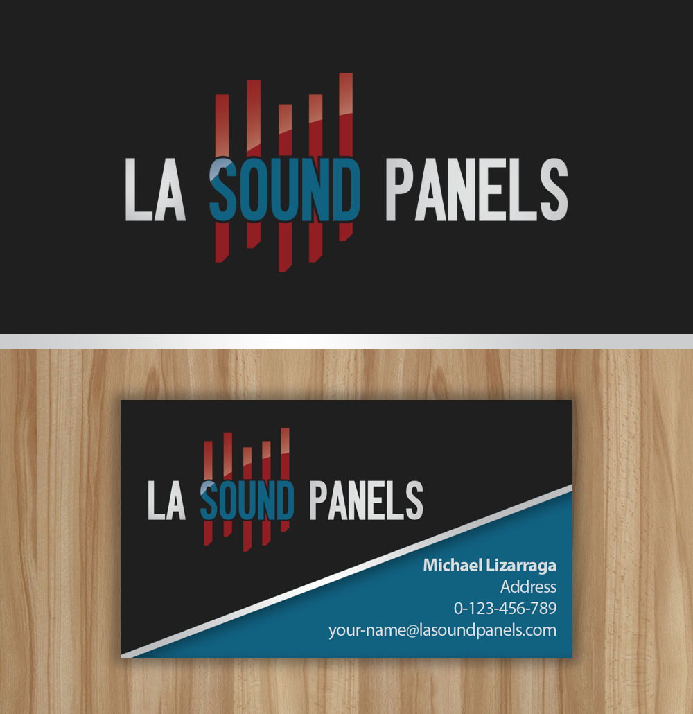 New logo wanted for LA Sound Panels