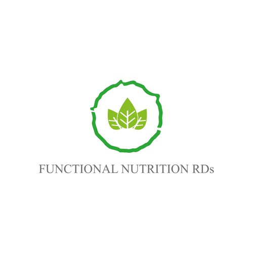 logo design for functional nutrition RDs