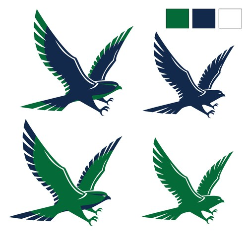 falcon logo symbol