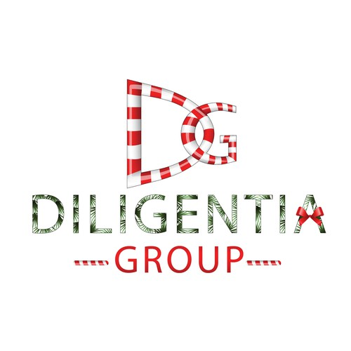 Diligentia Group Holiday Logo