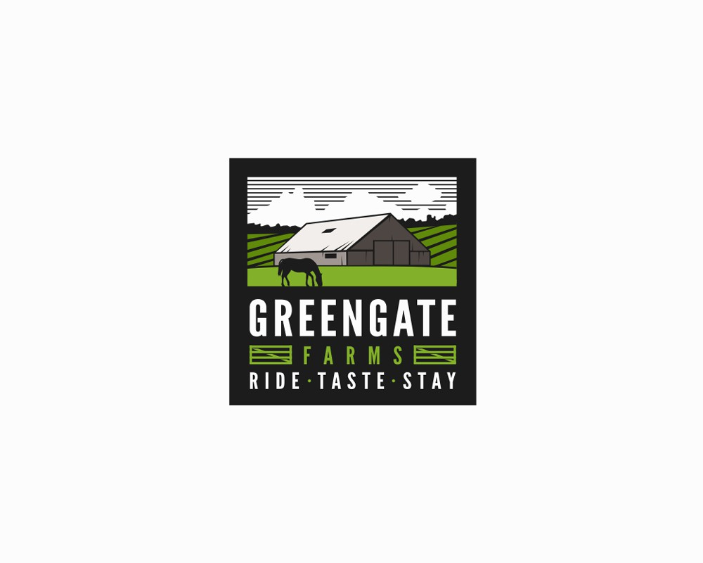 logo for Greengate Farms