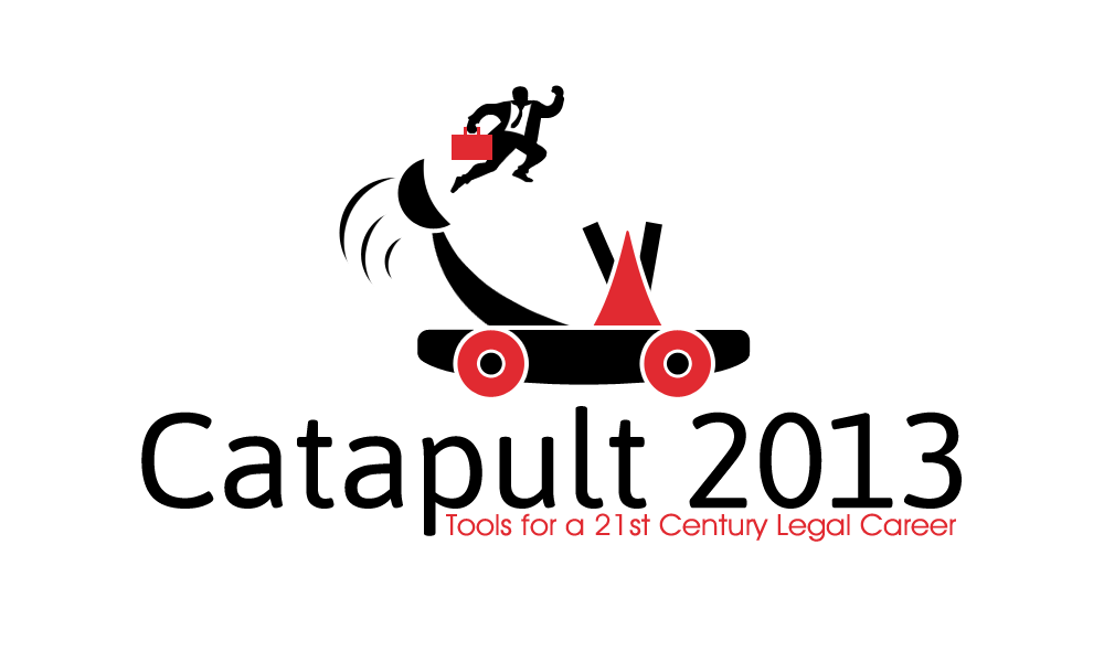 Create a conference logo for Catapult 2013