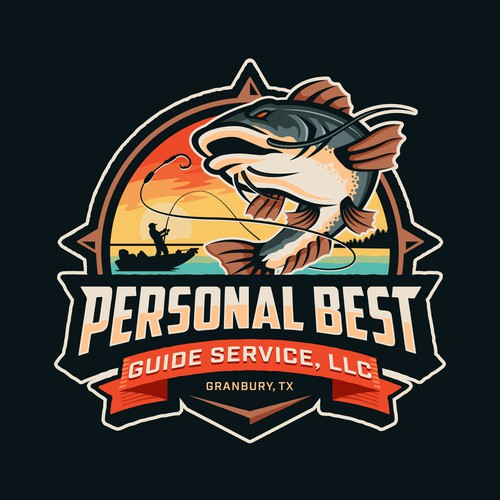 Logo design for Fishing Guide Service
