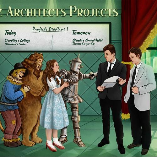 Oz Architects Projects For Richard Turlington Architects