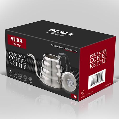 Box packaging for SUDA Living