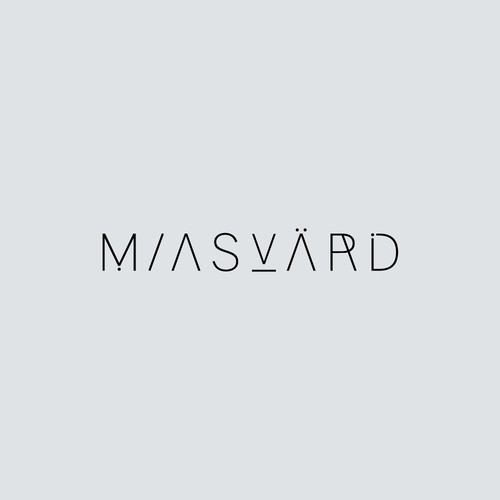 Simple Scandanavian Logo Concept
