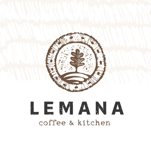 Branding for a coffee & kitchen locale