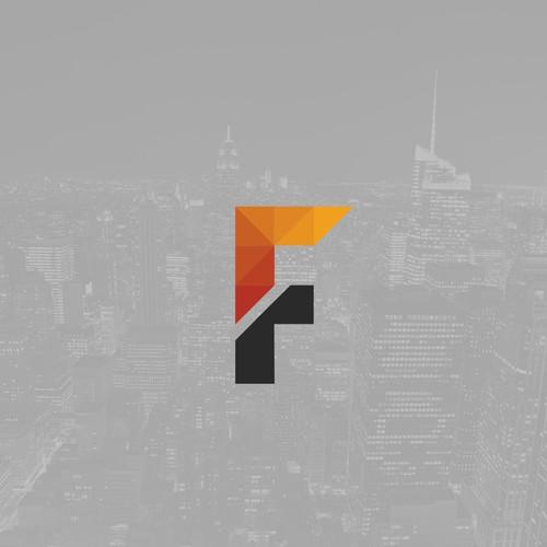 Modern logo concept for Flyvana