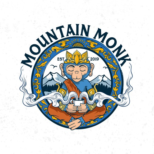 MOUNTAIN MONK