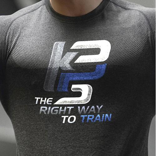 Bold fitness logo for KBP5