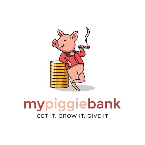 mypiggybank design concept