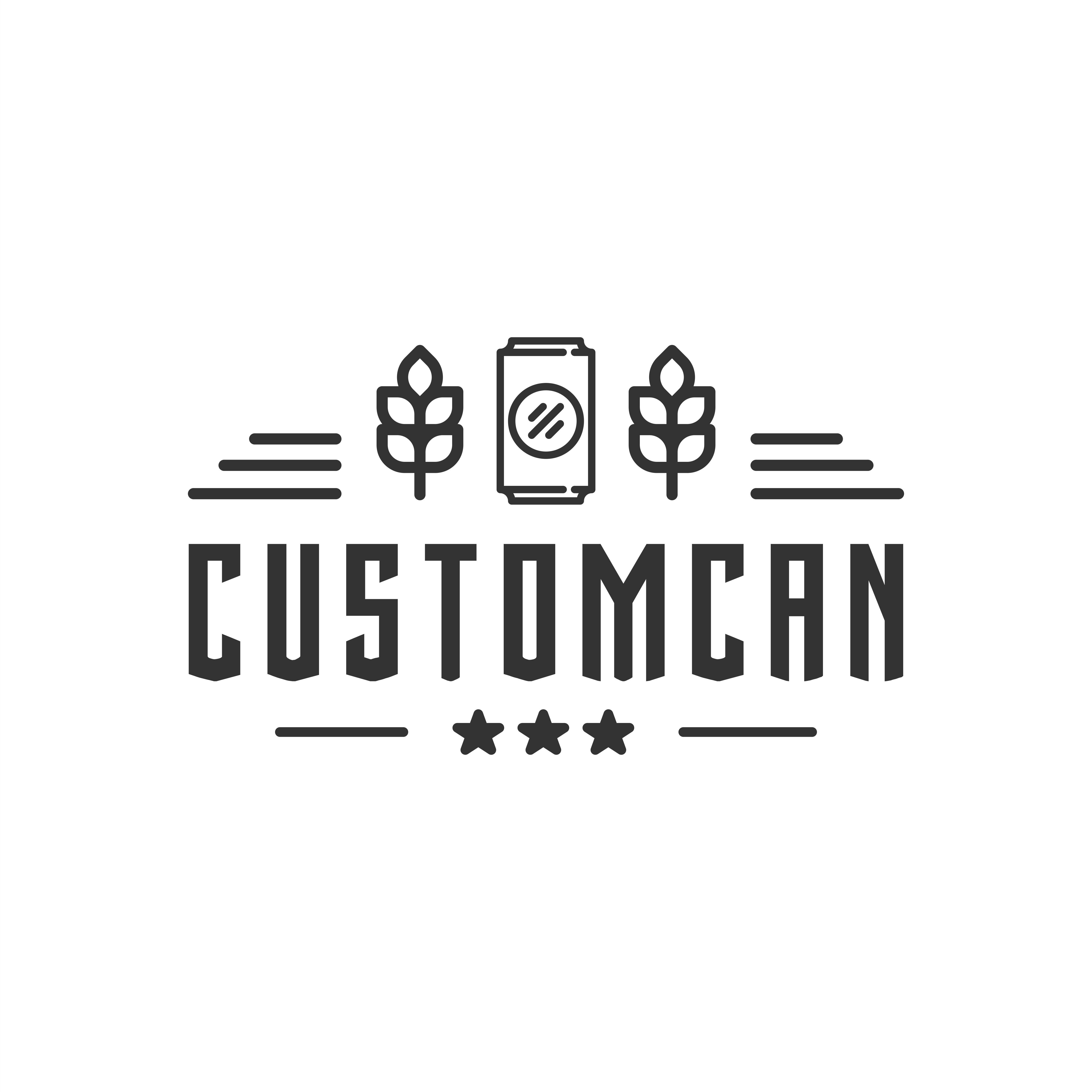 Custom Beer Cans lookng for a fun logo!