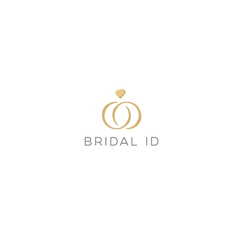 Logo design for engagement ring