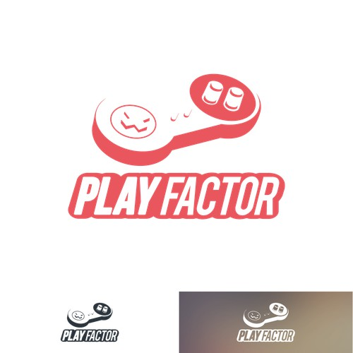 Logo for PlayFactor