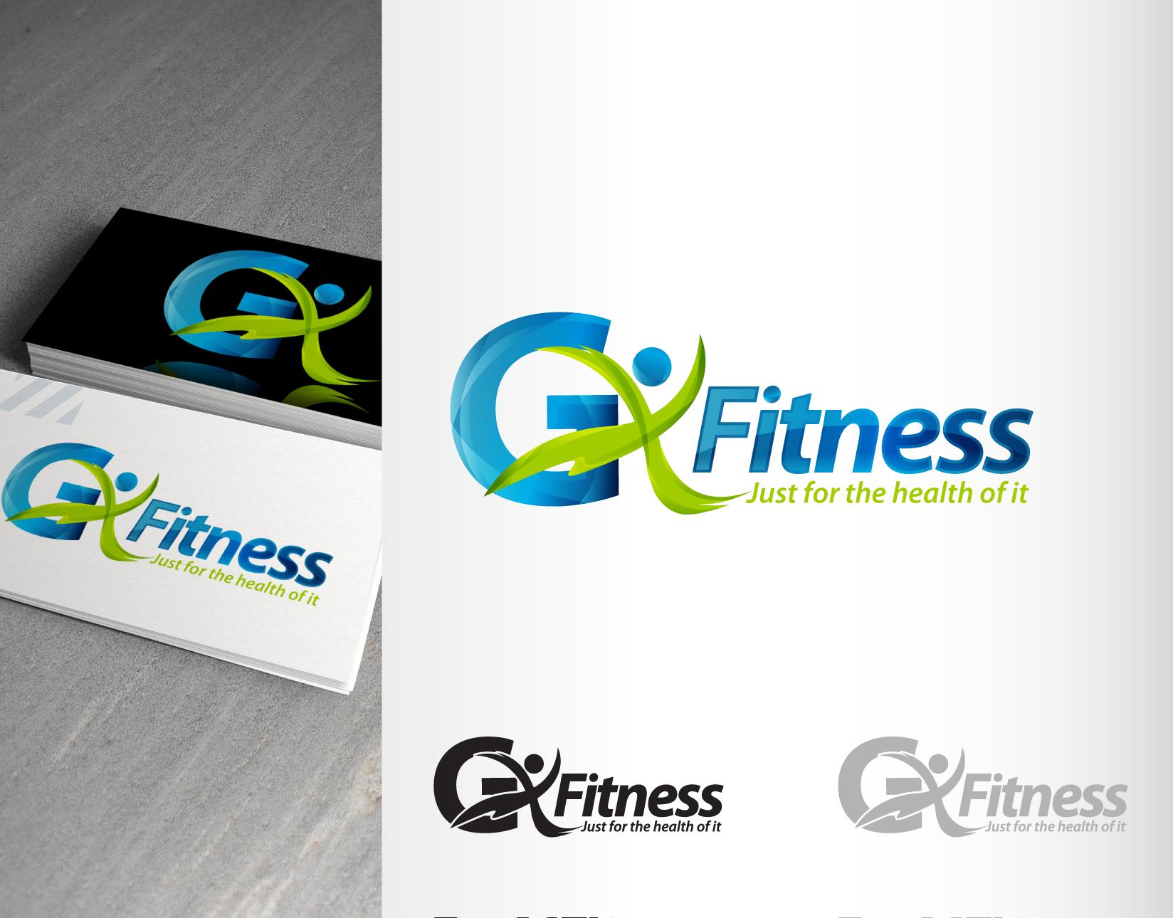 GX Fitness needs a new logo