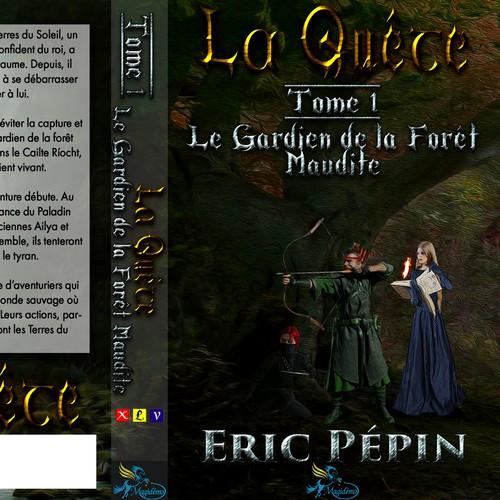 Fantasy book needsgreat cover