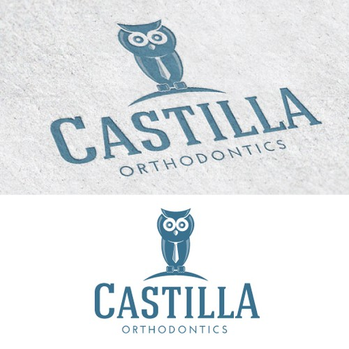 Castilla Orthodontics needs a new logo
