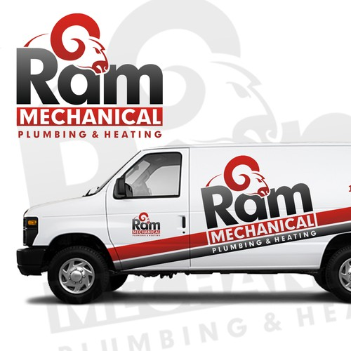 Logo for RAM mechanical