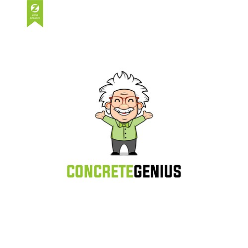 CONCRETE GENIUS