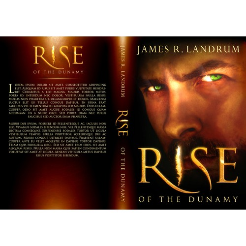 Help Landrum with a new book or magazine cover