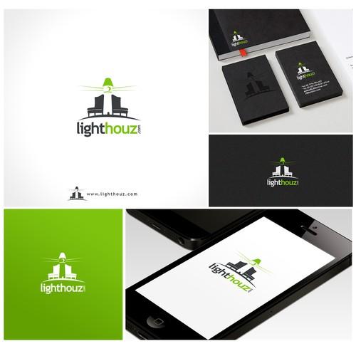 Create the next logo for lighthouz.com