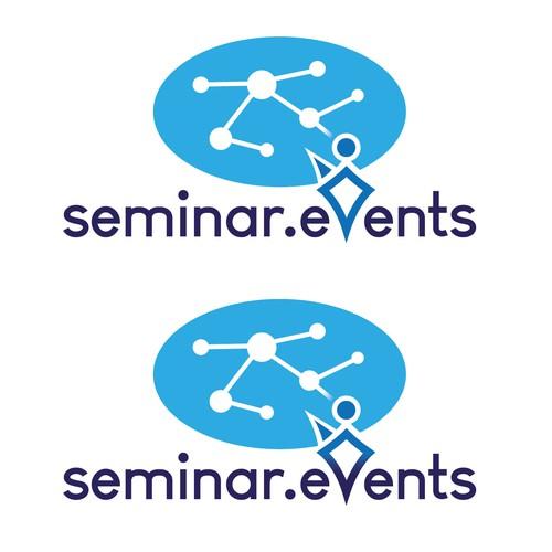 Logo for a seminar Plattform